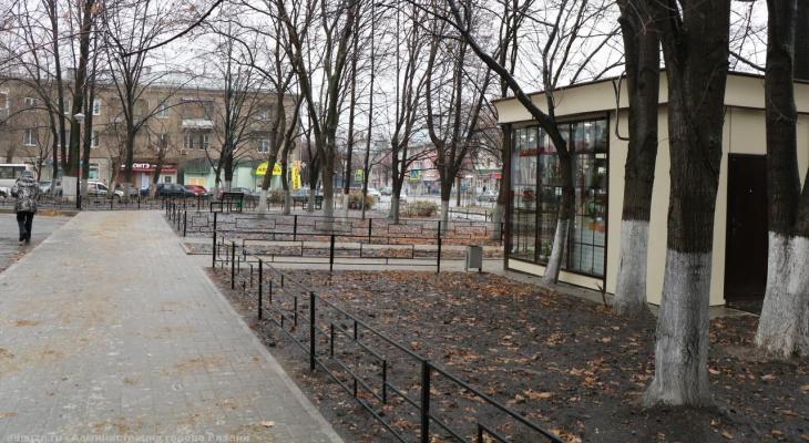 Людям понравилось: впоселке Шлаковый благоустроили сквер