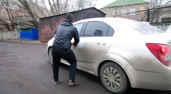 Юный преступник: вРязанской области задержали угонщика, который был объявлен в розыск