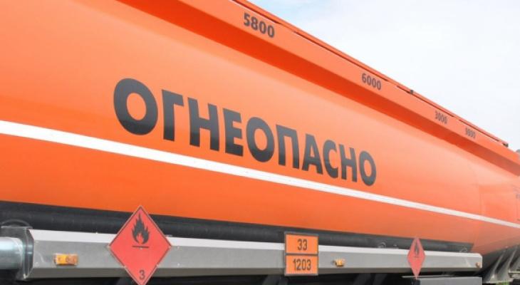 Опасный груз: сотрудники ГИБДД проведут очередной рейд в Рязанской области