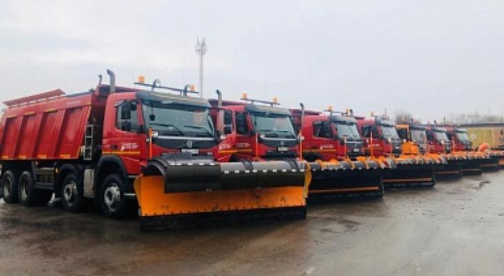 Федеральные трассы под защитой: в Рязанской области дорожники приведены в режим готовности