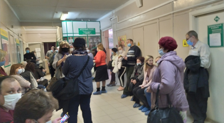Зря объединили: рязанцы рассказали о катастрофической ситуации в поликлинике №2