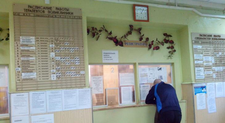 Поликлиника №2: Минздрав ответил на жалобы
