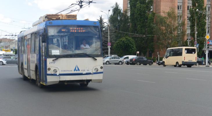 Не дождетесь: рязанская мэрия не вернет троллейбус №2
