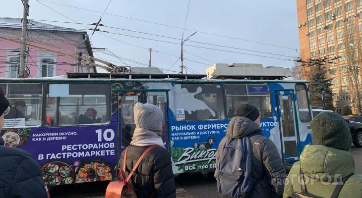 """Мнение народа: рязанцы предложили запустить общественный транспорт через вокзал """"Рязань-1"""""""