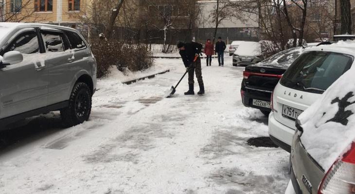 Снег и сильный ветер: МЧС предупреждает рязанцев об ухудшении погоды