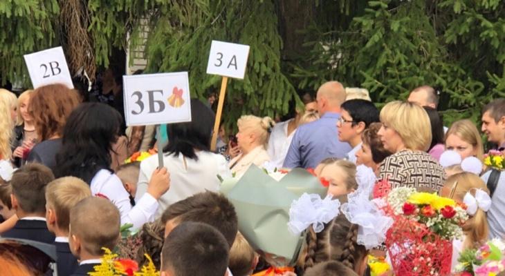 Ждем очередей: запись в первый класс в Рязани начнется с апреля