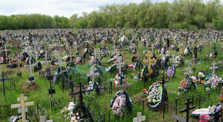 Негде хоронить: в Рязани хотят расширить второе Богородское кладбище