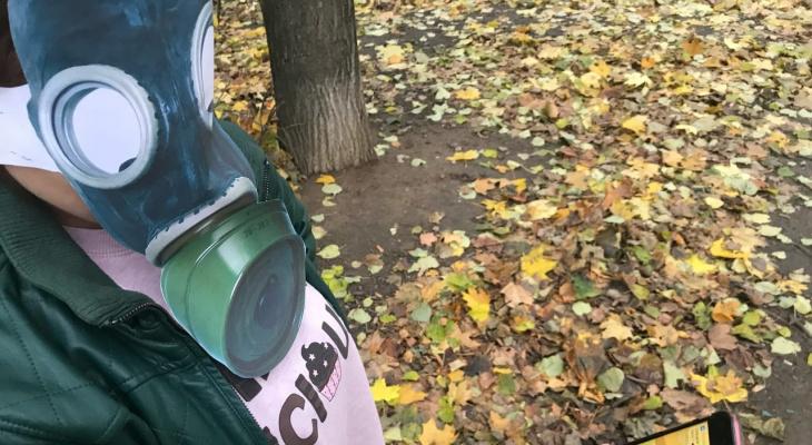 Мёртвые грачи и жёлтый дым: Рязань на четвёртом месте с конца экорейтинга