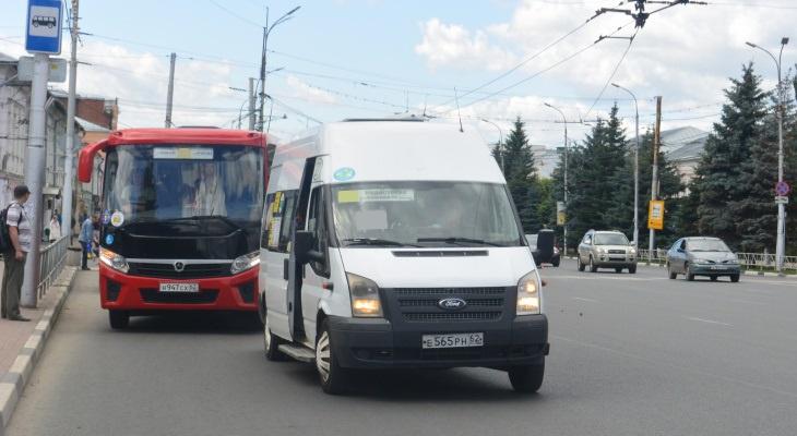 Новый маршрут: с 12 февраля в Рязани изменится схема маршрутки №91
