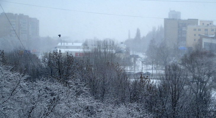 Метеопредупреждение: рязанцев ждёт резкое похолодание