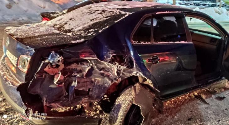 Подробности: что случилось ночью на Касимовском шоссе