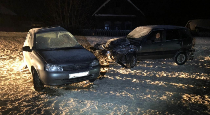 Погибла женщина: в Кадомском районе произошло ДТП
