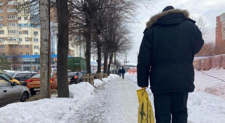 По возможности передвигайтесь по воздуху: советы по выживанию в рязанской ледяной пустоши