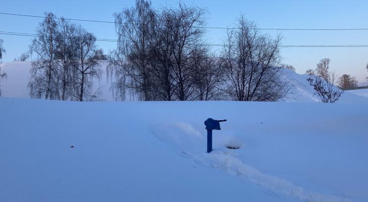 Недолго радовало тепло: рязанцев ждёт похолодание
