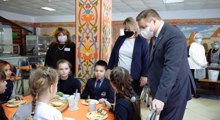 Слишком однообразное меню: в Рязанской области подорожает горячее питание в школах