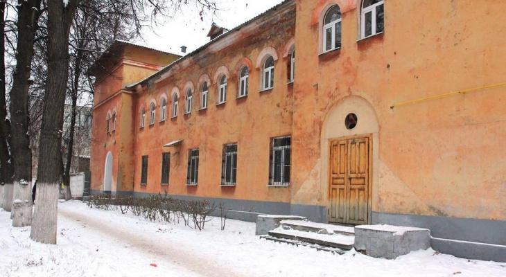 О сроках говорить рано: в Рязани готовят проект ремонта бани на Семена Середы
