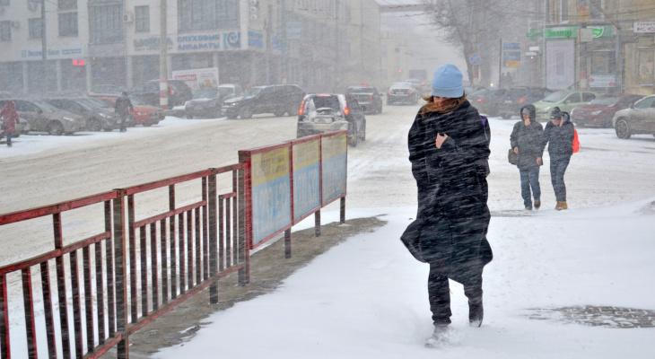 Празднуйте дома: 8 марта в Рязанской области ожидаются метель и гололед