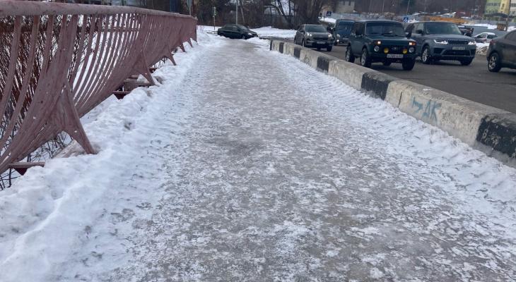 Капризная весна: завтра в Рязани ожидаются резкие перепады тепла