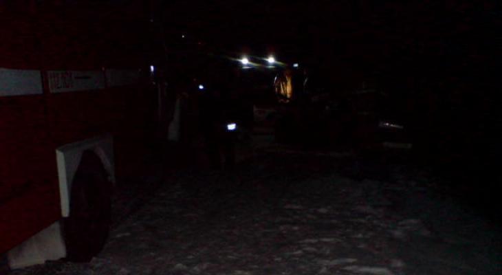 Эвакуировано 30 человек: в Шиловском районе загорелась пятиэтажка