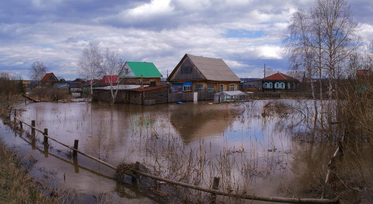 Половодье 2021: уровень воды в Оке повысился на 10 сантиметров