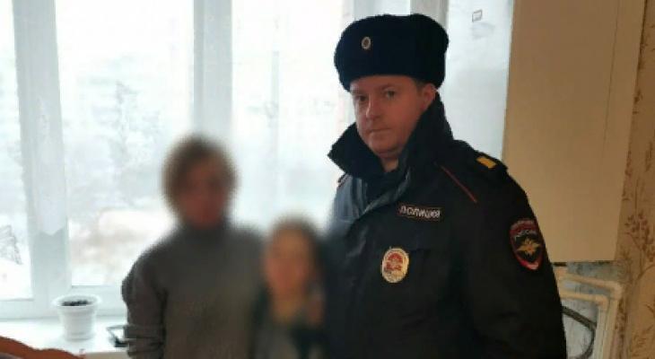 Нашли замерзшим и напуганным: рязанские полицейские помогли маленькому мальчику вернуться домой
