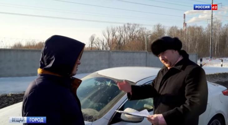 """Смешно о грустном: рязанские комики снимают """"новости"""" о ямах, штрафах и ковиде"""