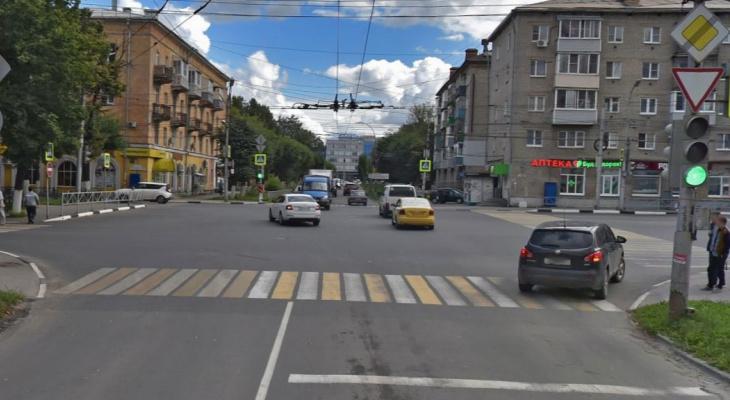 Ищите объезд: в Рязани перекроют перекресток Есенина и Маяковского