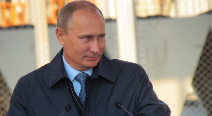 Исследование: россияне считают, что Путин - самый привлекательный мужчина