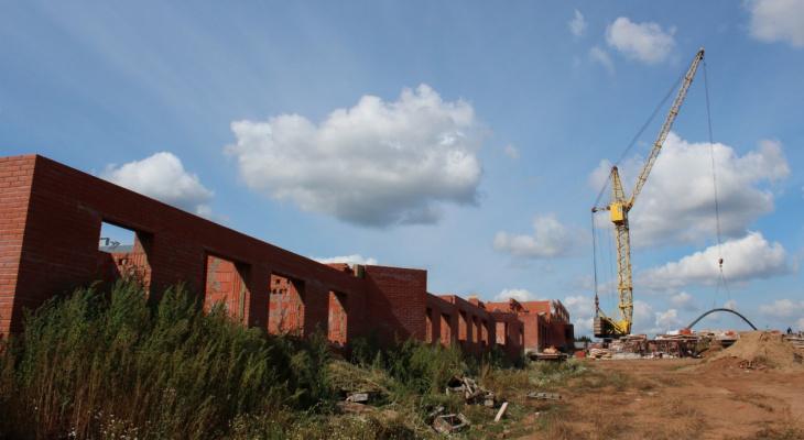 Кто будет строить школу в Кальном? Подрядчика определили