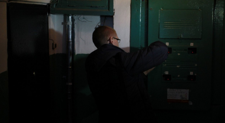 13 улиц: в Рязани люди массово остались без электроэнергии