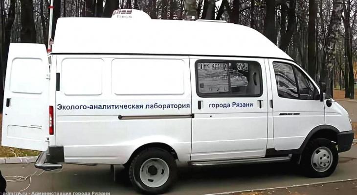 Официальные пробы: содержание сероводорода в Рязани превышено почти в 7 раз