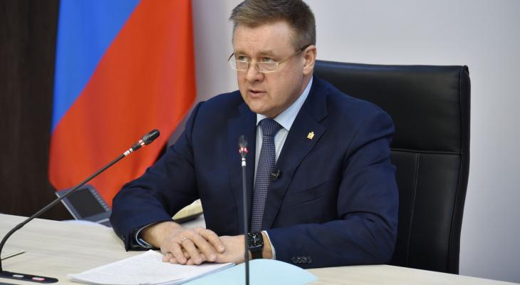 50 миллионов на дороги и внимание к детям: о чём говорил Любимов на заседании правительства