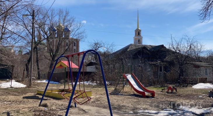 Рязанский Остров. Люди, про которых все забыли (видео)