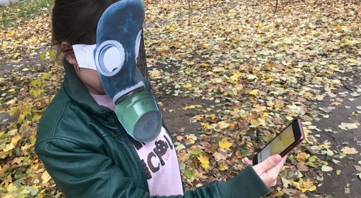 Голубые мечты: к 2025 году в Рязани пообещали ужесточить контроль выбросов