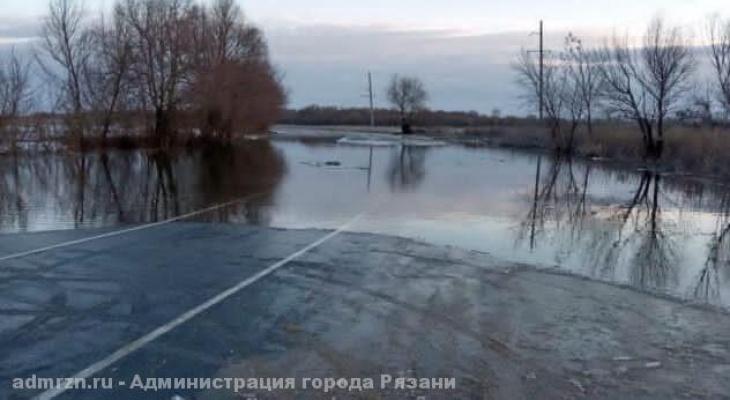 Паводок: автобус №11 в Рязани будет ходить по сокращенному маршруту
