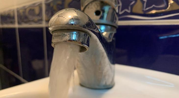Список улиц: в Рязани массово отключили холодную воду