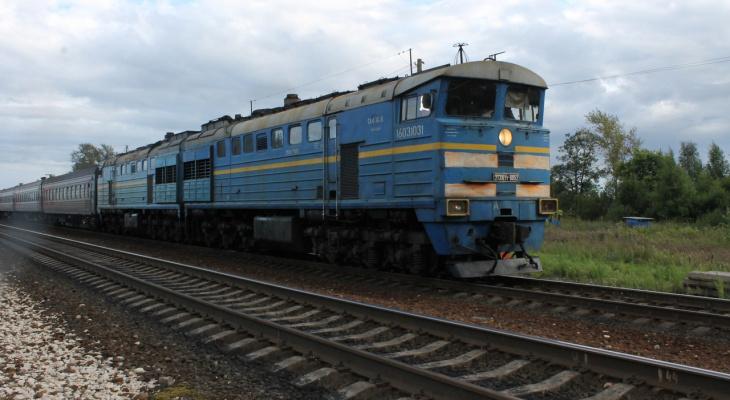 СМИ: в Рязани поезд сбил пенсионерку