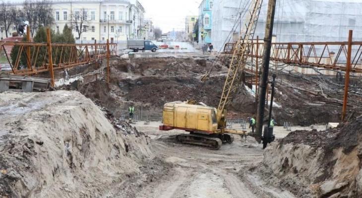 Погода уже не мешает: Астраханский мост в Рязани откроют в мае