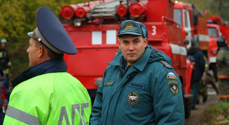 В Рослесхозе бьют тревогу: в Рязанской области не ожидается осадков, а температура растет