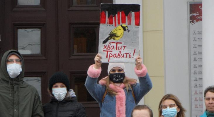 Коллективная жалоба: рязанцы обратились в Роспотребнадзор из-за выбросов