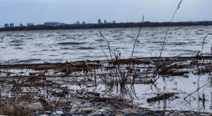 Половодье: уровень воды в реках Рязанской области снижается