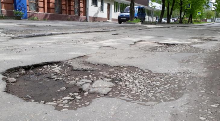 Сорокина: рязанская мэрия не обследовала гарантийные дороги в срок