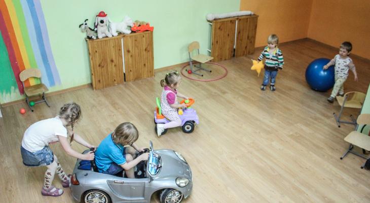 Где еще остались места в детских садах Рязани: список
