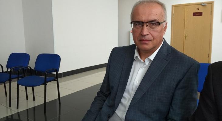 Отставка: касимовская дума одобрила уход Игоря Авдеева с должности главы администрации