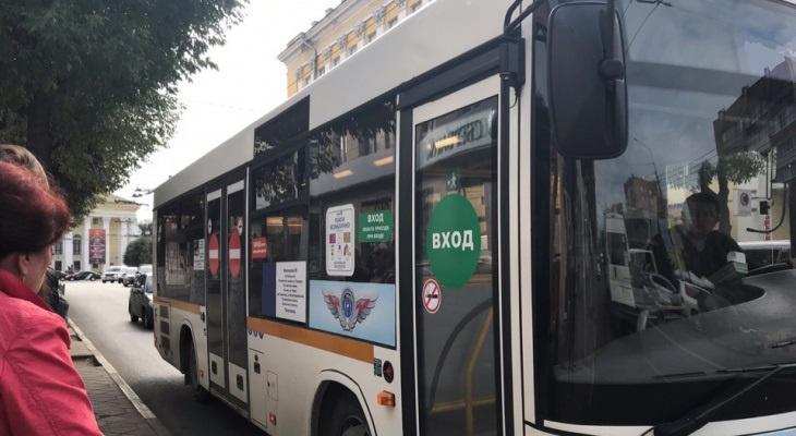 Сорокина: количество автобусов в пасхальные дни будет увеличено