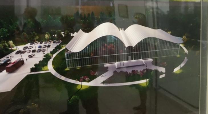 Новая библиотека у Кремля: рязанские студенты предложили уникальный проект