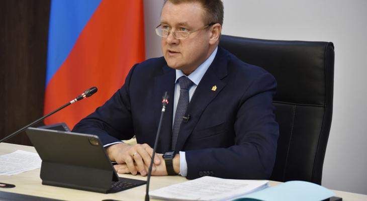 Любимов посоветовал Сорокиной публично отчитаться перед рязанцами