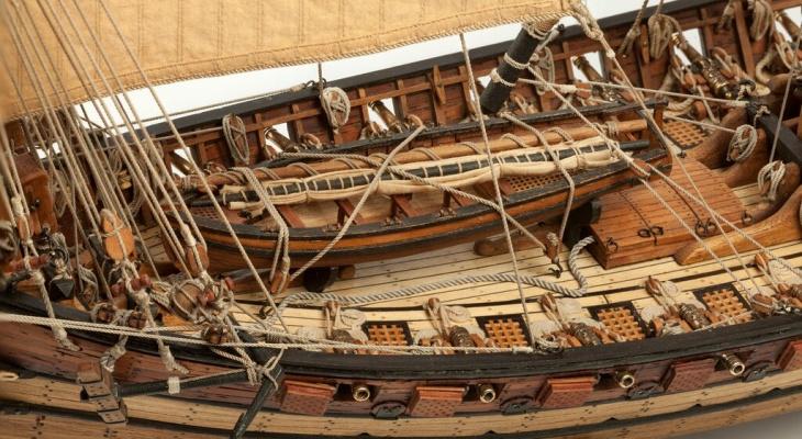 Мысли на ходу: моделирование корабликов - занятие взрослых, состоявшихся людей