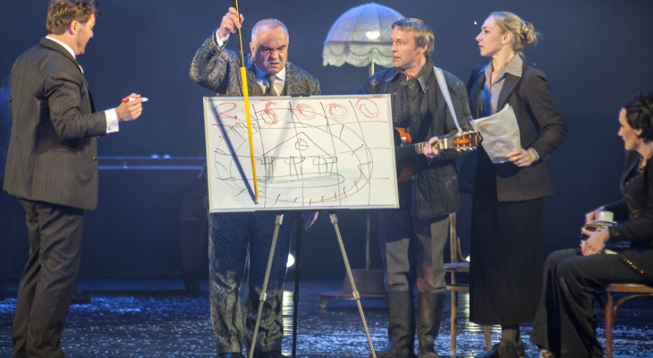 До осени: в мае Рязанский театр драмы закроется на реконструкцию