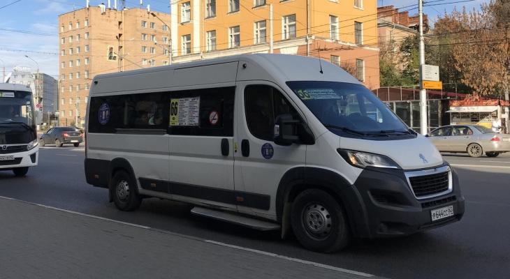 """Жду транспорт больше часа"": рязанец пожаловался на работу маршруток №66"